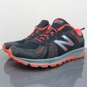 New Balance Women's Size 6.5 WT590LP4 Blue Trail